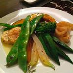 16317347 - 焼き野菜盛