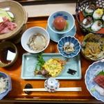 ホテルタケダ - 料理写真: