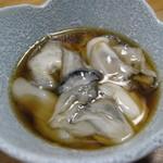 日本酒道場 橋 - 牡蠣酢