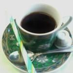 らーめん 竹 - コーヒー(サービス)