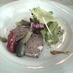 1632269 - ランチコースの前菜