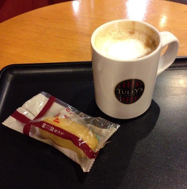 タリーズコーヒー 南柏店