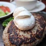 ステーキガーデン - 料理写真:常連さんの1番人気!1度食べたらもう一度食べたくなる!