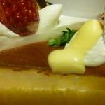 こじま - スフレチーズケーキ