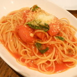 16321564 - 「フレッシュトマトのスパゲッティ」です
