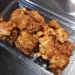 越川鶏肉店 - からあげ