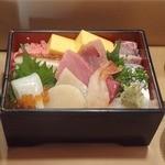 仁平 - ランチ特選ちらし2,000円