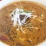 山城 - 黒ゴマ担々麺