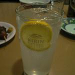 16327256 - レモンサワー(¥340)