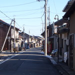 遠藤製パン所 - 旧旧道沿いです