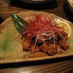 1633847 - 鶏のピリ辛焼