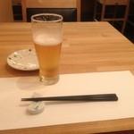 16332166 - ビール呑んだ〜
