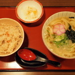たまき - 料理写真:うどん定食