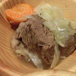 旬菜食健 ひな野 - ポトフ