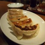 52 - 自家製焼き餃子