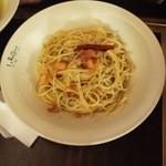 カフェ ラ・ボエム - ペペロンチーノ550円
