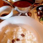 コーヒーハウス ユーコン - 百年カレー ビーフ