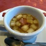 キノシタ - 鴨のスープ