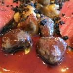 キノシタ - 鴨の内臓 (ハツ、レバー、砂肝)