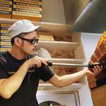 ゴイチピザ - 石釜で焼き上げ
