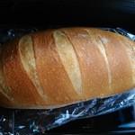 16343331 - 国内産(北海道)小麦100%・自家製レーズン酵母のコッペ