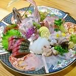 Yahiromarunishikikou - 本日の大漁盛