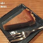 ラグーン - 豆腐のチーズケーキ