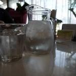 Tanto - ドリンク写真:まずは、お水