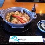 16347356 - 鍋焼きうどん 840円!