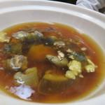 かず味家 - 鼈鍋