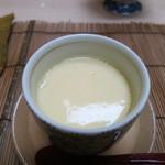 かず味家 - 蟹味噌の茶わん蒸し