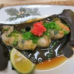 かず味家 - 牡蠣ソテー