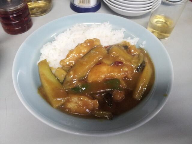 みんみん - 茄子咖喱