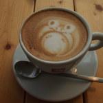 カフェ カプリ - カフェラテ(かえるさん)