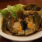 16349529 - 上海蟹の紹興酒漬け (雌)