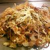 たいむ - 料理写真:麺が入ってボリュームアップ!!ふわふわ系お好み焼きです☆
