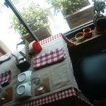 アニバーサリー2001 - テーブル席2