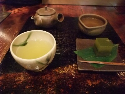 茶の葉 松屋銀座店