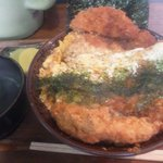 16353729 - かつ丼(基本形:550円)