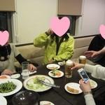 クーネルキッチン - よいどれ隊忘年会