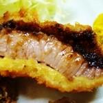 とんかつ叶 - 味噌トンカツ(ヒレ)