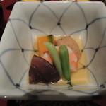 16355018 - 小鉢(焚きもの)