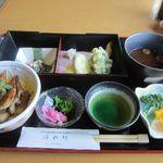 16358622 - 穴子丼セット