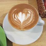 グッドモーニングカフェ - カプチーノ