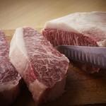 ぶりあん - 部位別 一頭買いだから出せる価格とクオリティ 黒毛和牛A4 いちぼステーキ