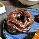 16360766 - チョコレートドーナツ