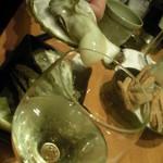 ながぐつ - 牡蠣♪ 白ワインと共に