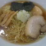あずま家 - 煮玉子ラーメン530円