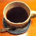 キッチン・オバサン - Hot Coffee370円