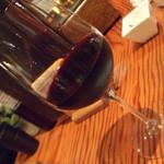 和牛焼肉 布上 - 赤ワイン